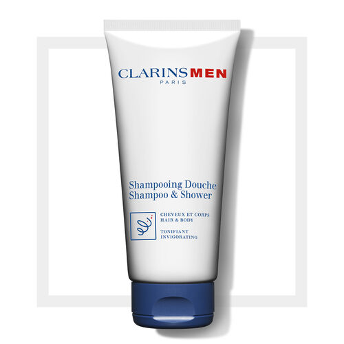 ClarinsMen Shampoo & Shower Gel