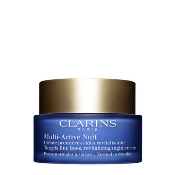 Multi-Active Night Crema Confort - Piel Normal a Seca