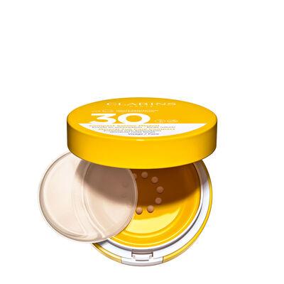 Protector Solar Mineral Compacto para Rostro UVA/UVB 30 con Color