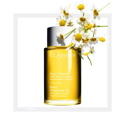 Huile Relax - Aceite Corporal