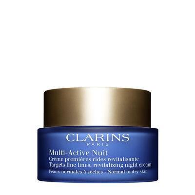 Multi-Active Night Crema Confort - Piel Normal a Seca