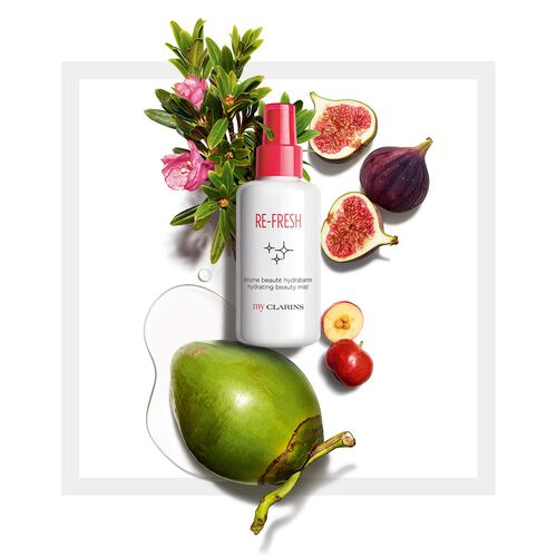 MyClarins RE-FRESH Hydrating beauty Mist - Bruma Hidratante