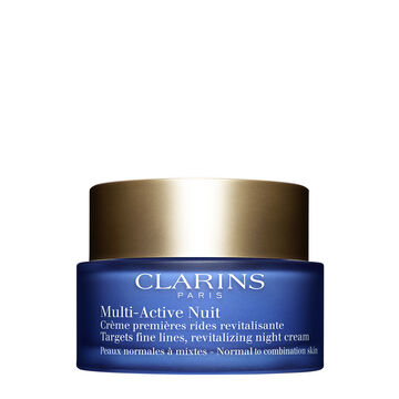 Multi-Active Night Crema Ligera - Piel Normal a Mixta