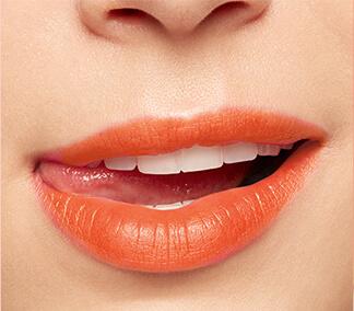 Lips Orange - 2