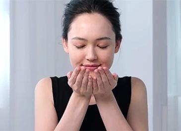 Vídeo del método de aplicación de los aceites faciales