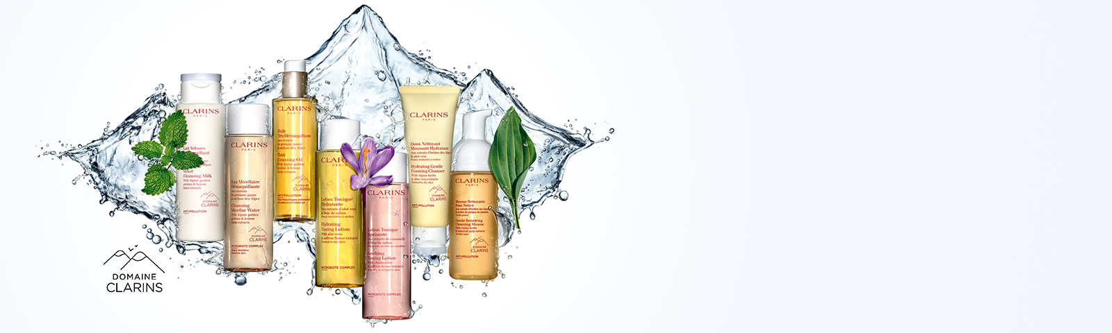 Expert Cleansers and Toning Lotions