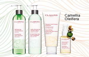 Tratamientos capilares Clarins