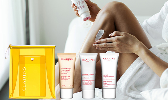 ¡Llévate de regalo los favoritos de Clarins Make-Up!